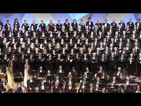 Andrew Litton and the Minnesota Chorale: Bernstein and Walton
