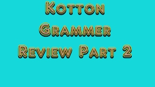 Testimonials Of Kotton Grammer Part 2