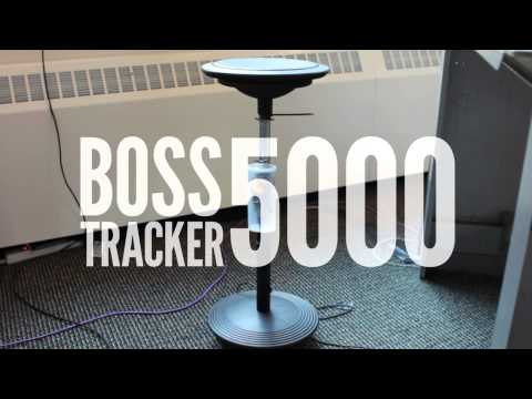 The BossTracker 5000