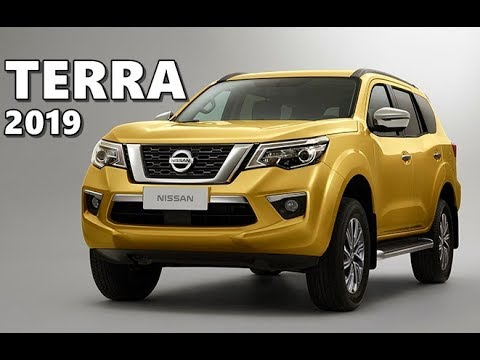 2019 Nissan Terra Suv Preview