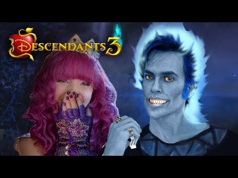 Descendants 3: HADES is MAL's DAD! 🔥💙 Everything We Know About Hades!