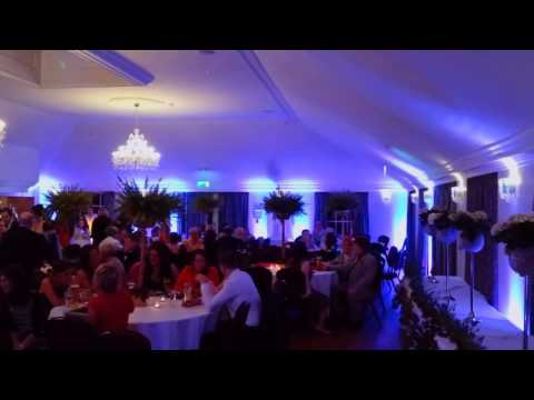 The UKDJ first wedding at Barton Hall 2014
