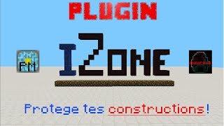 Gambar cover [Plugin] - iZone MCPE | Protéger ses constructions !