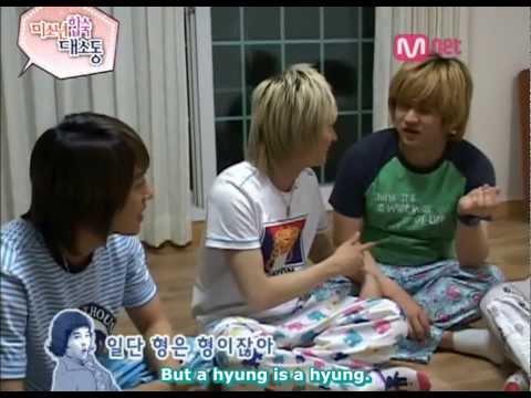 [HD] Super Junior Super Adonis Camp Ep 3 (Eng Sub)