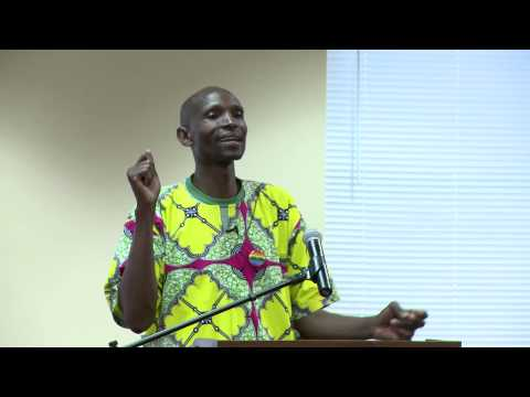 Eating African Wisdom   Chef Njathi Kabui