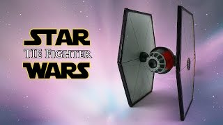 How to Make a TIE fighter - Star Wars