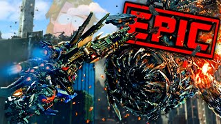 Transformers 3 — H๐w to Build an Epic Blockbuster | Film Perfection