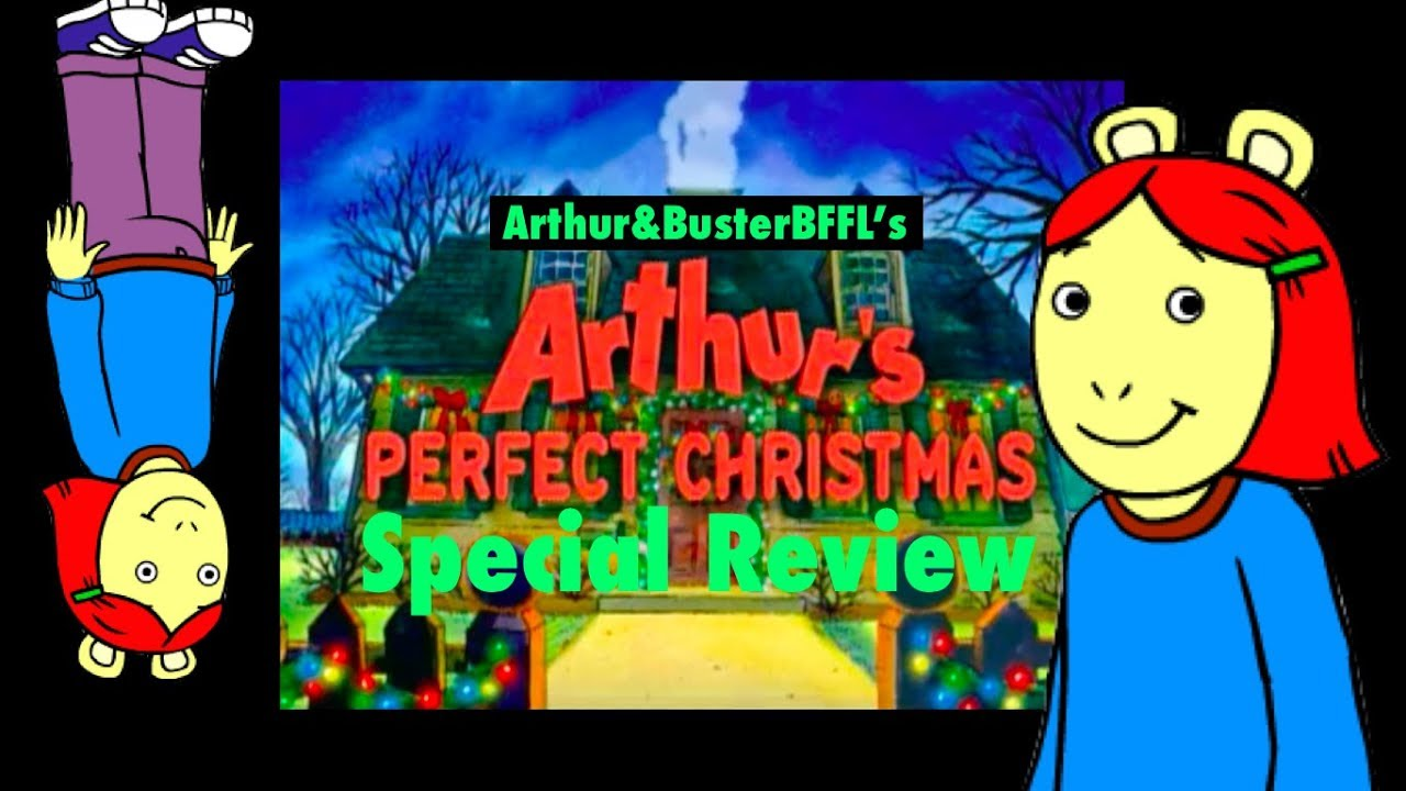 Arthur S Perfect Christmas Special Review Youtube