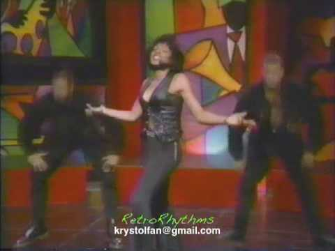 Nona Gaye performs Give Me Something Good 1992  New Jack SwingR&B