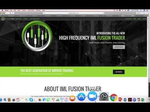 iMarketslive IML Fusion Forex Auto Trader   Turn $500 into $16,000