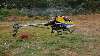 Aeromodelismo  SO HELICOPTERO - VIDEO - 1