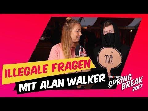 Alan Walker - Illegale Fragen @ SPUTNIK SPRING BREAK FESTIVAL