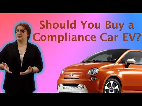 """Should You Buy a """"Compliance Car"""" Electric Vehicle?"""