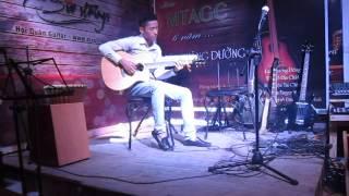 Dấu mưa - Danh Tú - Minishow 21/04/2014