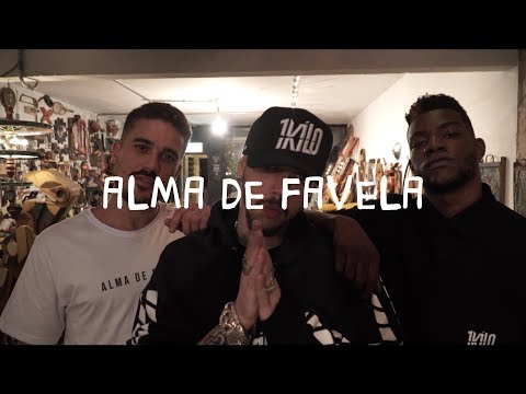 1KILO X APPROVE - ALMA DE FAVELA