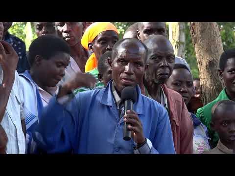 URUBUGA RW'ABATURAGE N'ABAYOBOZI: Umurenge wa Gikonko, akarere ka Gisagara