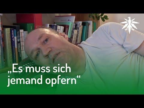 "Dr. Grotenhermen: ""Es muss sich jemand opfern"" | DHV News #133"