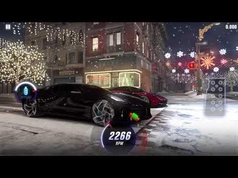 CSR Racing 2 Bugatti La Voiture Noire Maxed Tune/Pattern 7.08x