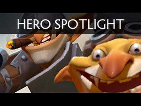 Dota 2 Hero Spotlight – Techies