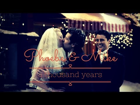Pheobe & Mike  A Thousand Years Their Love Story