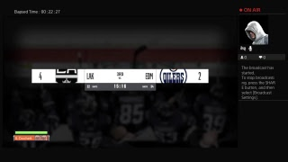 Drunken Gaming - NHL 2018 -Be A Pro - I Made it to the NHL