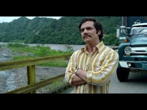 The best Pablo Escobar Narcos scenes compilation