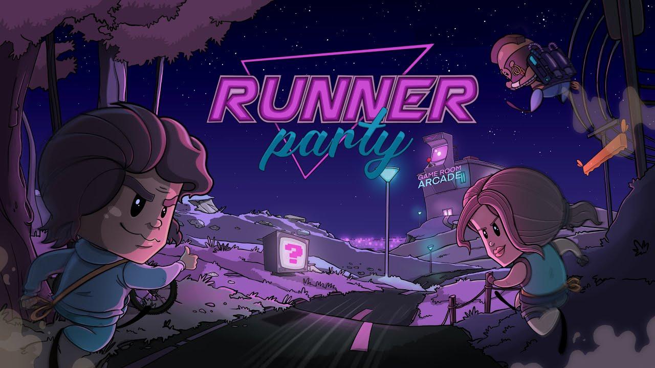 Trailer de Runner Party