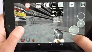 duke nukem 3d test vid