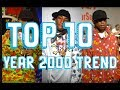 10 forgotten 2000's fashion trends for men 當年男生流行穿什麼 (2000年)