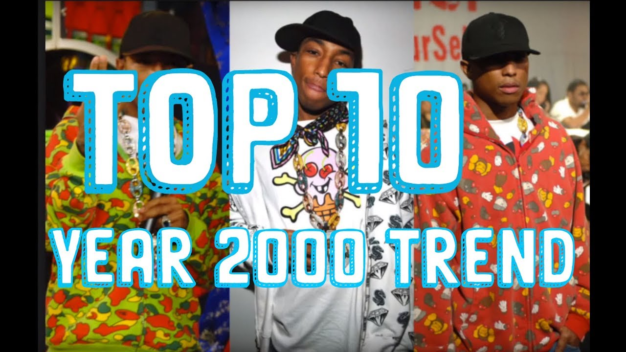 10 forgotten 2000's fashion trends for men 當年男生流行穿什麼 (2000 ...