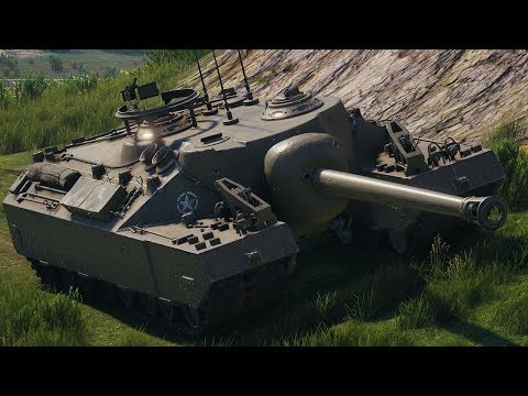 World of Tanks T95 - 5 Kills 9,4K Damage thumbnail