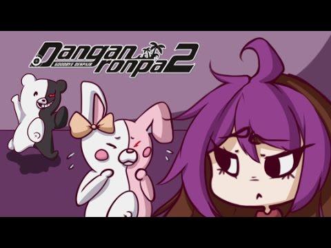 A VOLCANIC EVENT Class Trial 1 - Part 2 | Dangonronpa: Goodbye Despair | 07