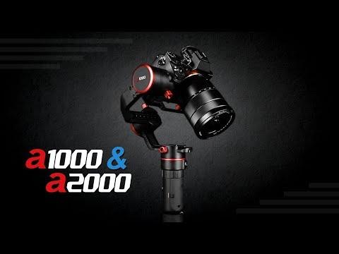 FeiyuTech a1000 & a2000 Professional 3-axis Stabiliser