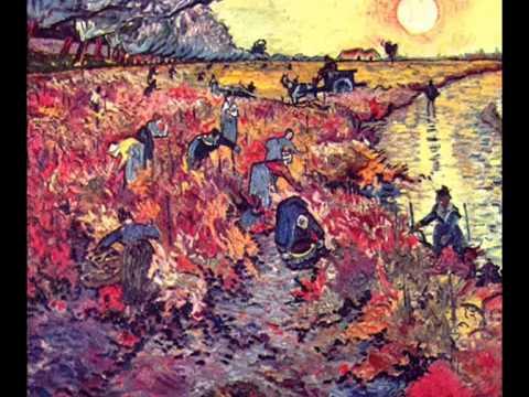 Tesina - Vincent Van Gogh (l'anima sulla tela)