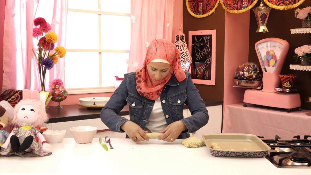 برنامج الحلويات - تجهيزات العيد: منين بالعجوة وسادة + قرص بالعجوة - الجزء الثاني