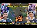 JESS NO LIMIT BERTEMU EVOS ZXUAN! MOSKOV JESS NO LIMIT VS FANNY ZXUAN!MURID VS GURU!WHO'S STRONGER?!