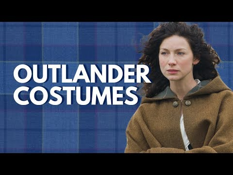 The Costumes Of Outlander - Part III - A (Claire Fraser)