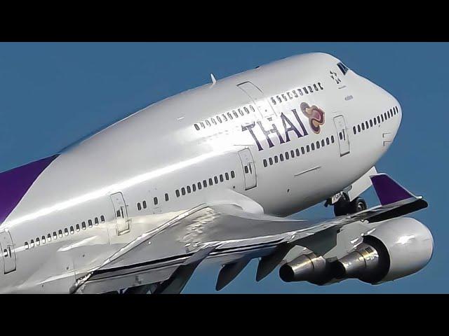 5 HEAVY Aircraft TAKEOFFS | Sydney Airport Plane Spotting