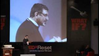 Karmaşadan Düzen Yolu: Murat Güvenç at TEDxReset 2011