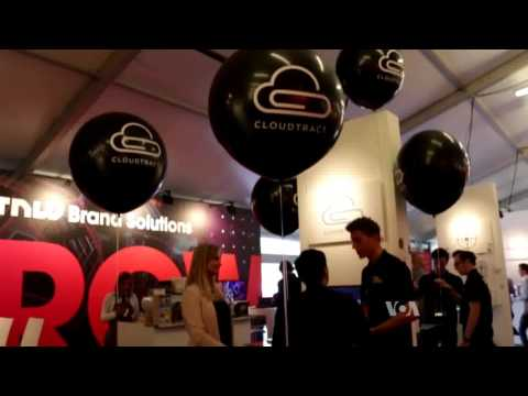 Tech Startups Showcase Wares at Amsterdam Conference