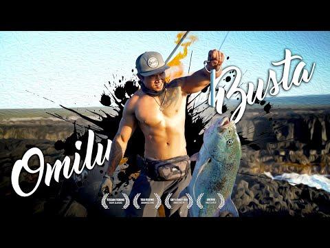 The Omilu Busta - Hammahs Unite | Big Island Hawaii Fishing| Huge YouTube Collaboration