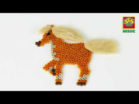 06259 SES Beedz - Horses with manes