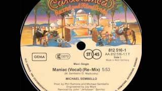 Michael Sembello - Maniac (12