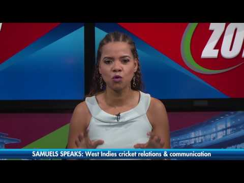 Marlon Samuels on WICB Communications & ODI non-selection | Part 2 | SportsMax Zone | Feb 22, 2017