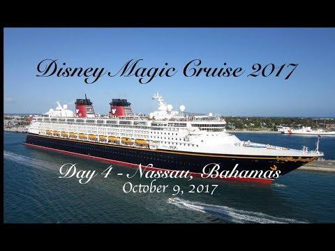Disney Magic Cruise - 10/9/17 - Nassau, Bahamas - Day 4