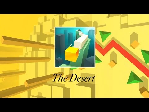 Dancing Line  The Desert