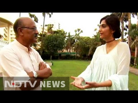 Walk The Talk with actor Sonam Kapoor