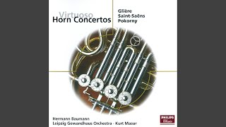 Dukas: Villanelle for Horn and Orchestra