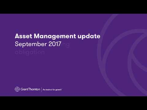 Asset Management mailbag - September 2017
