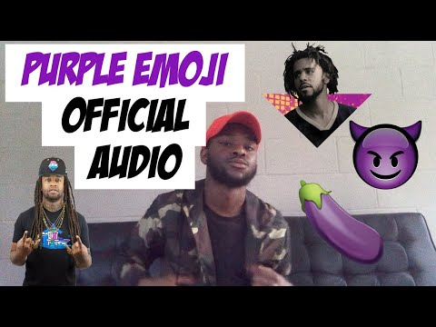 Ty Dolla $ign - Purple Emoji feat. J. Cole (Official Audio) - REACTION REVIEW